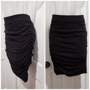 Lane Bryant Rusched Pencil Skirt